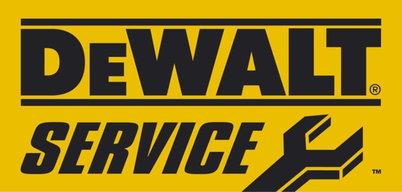 dewalt serviceform no k h service